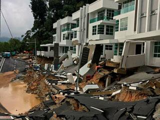 Structural assessments undertaken in Tanjung Bungah and Penang Hill: MBPP
