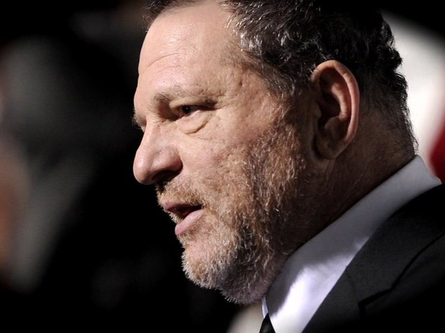 Harvey Weinstein voted out of Academy of Motion Picture Arts and Sciences