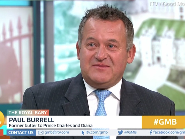What Paul Burrell is doing now