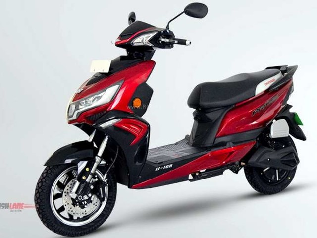 Okinawa PraisePro electric scooter launch price Rs 72k – 20 Paise per km