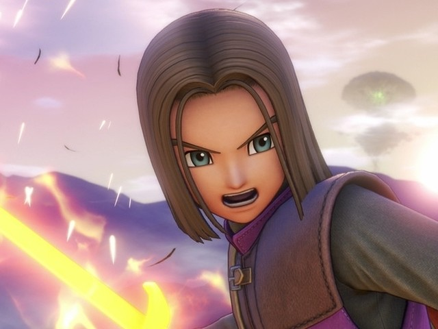 Smash Bros. Ultimate's Dragon Quest Hero has a release date