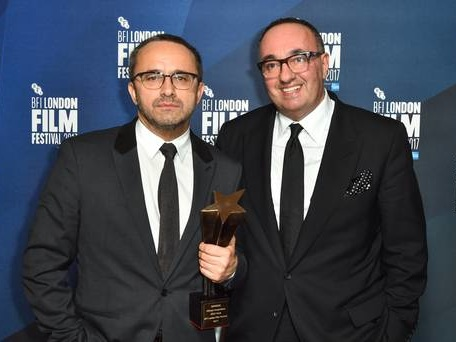 Loveless takes top prize at London Film Festival