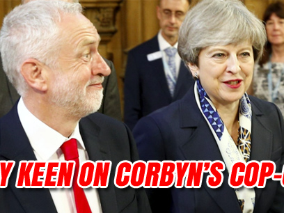 May Keen on Corbyn's Cop-Out
