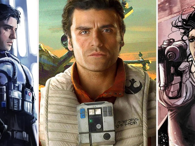 Star Wars: 15 Things You Didn't Know About Poe Dameron