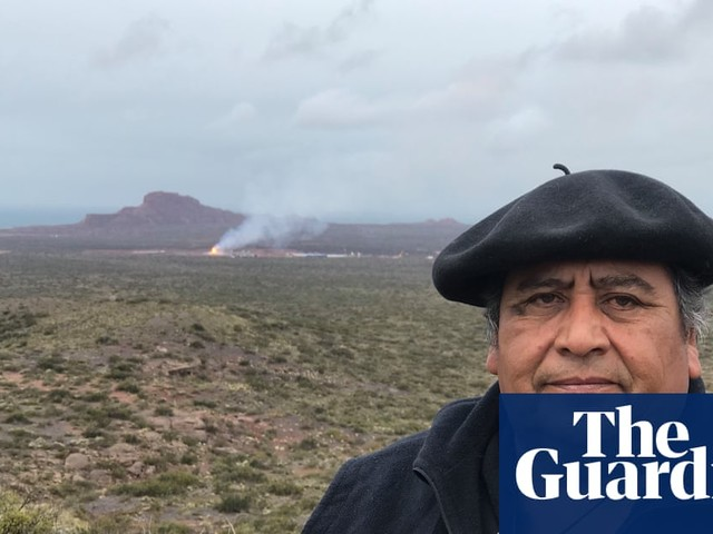 Indigenous Mapuche pay high price for Argentina's fracking dream