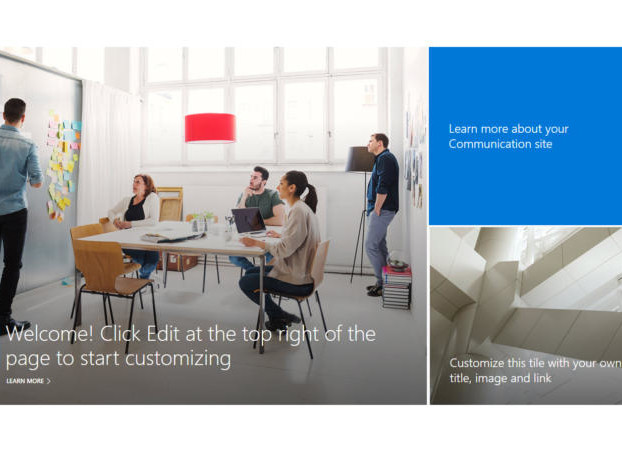 What to choose? A Communication or Team Site in SharePoint
