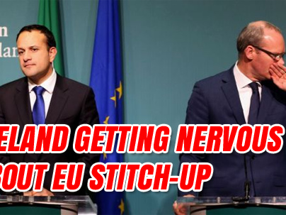 Ireland Getting Nervous About EU Stitch-Up