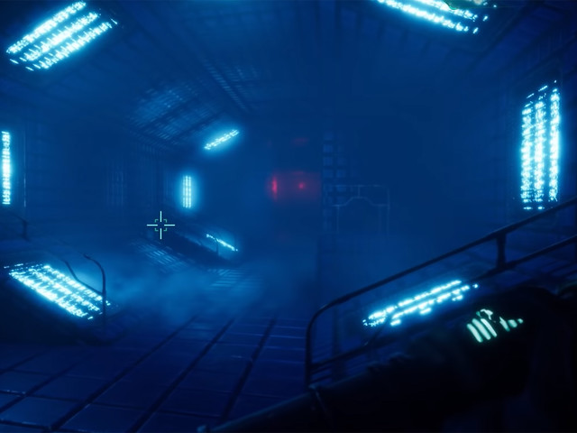 The System Shock remake looks magnificently moody in this new footage
