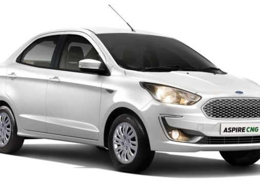 The Ford Aspire Is Now Available With A Factory-Fitted CNG Kit