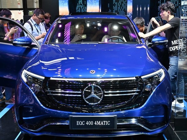 Beijing Auto Buys Stake in Daimler, Deepening Their Alliance