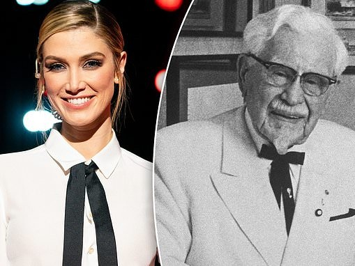 Viewers mock Delta Goodrem's 'corporate' outfit on The Voice Australia