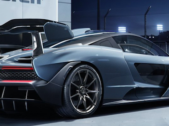 McLaren launches £750k Senna road car – Celebrates F1's most committed racer