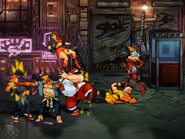 Streets of Rage 4 is disgustingly good – and it isn't just about preying on nostalgia