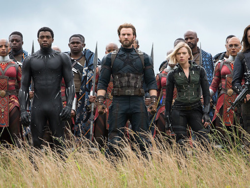 The 'Avengers: Infinity War' Cast Learned The Film's Ending The Same Day They Shot It