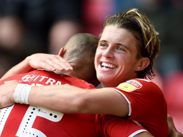WATCH: Chelsea loanee Conor Gallagher scores amazing goal for Charlton against Derby