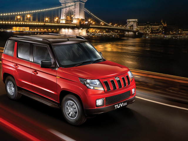 Mahindra TUV300 T10 Silently Launched In India, Prices Start At INR 9.75 Lakh
