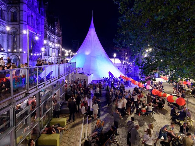 Free things to do at Manchester International Festival 2019