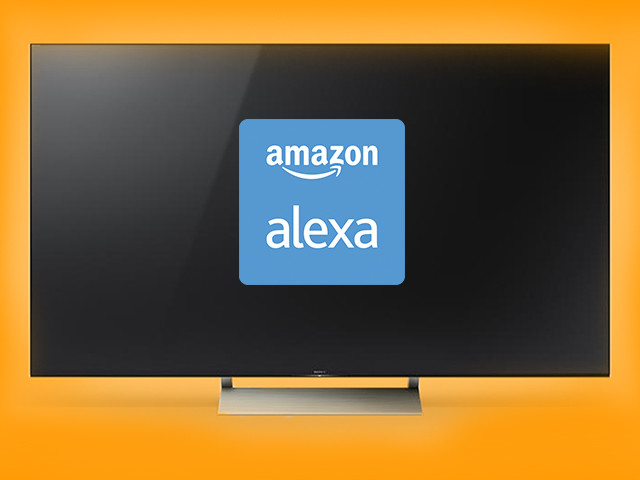 What can you do with an Alexa voice controlled TV?