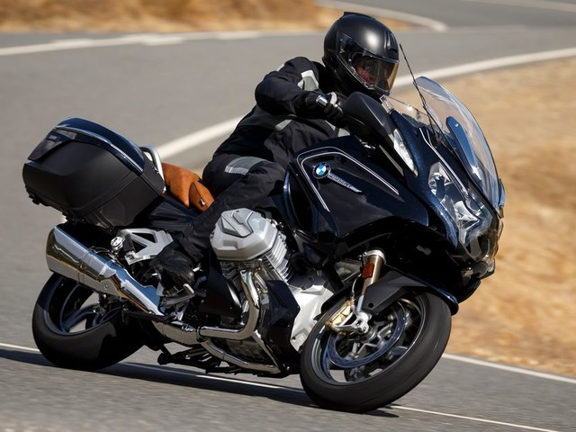 If Carlsberg made sports tourers... BMW R 1250 RT reviewed