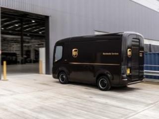 UPS partners with Moixa to drive smart EV fleet charging project