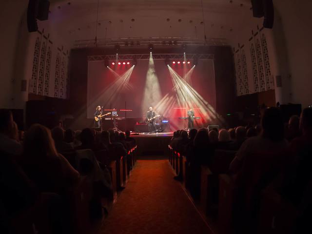 Midge Ure, Clare Grogan: Liverpool Philharmonic