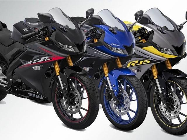 Yamaha R15 V3, FZ25, Fazer 25 Prices Increased In India