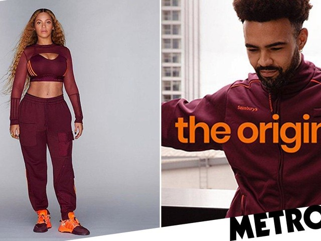 Beyonce fans fuming over Sainsbury's shading Ivy Park collection: 'You don't own a color combination sweetie'