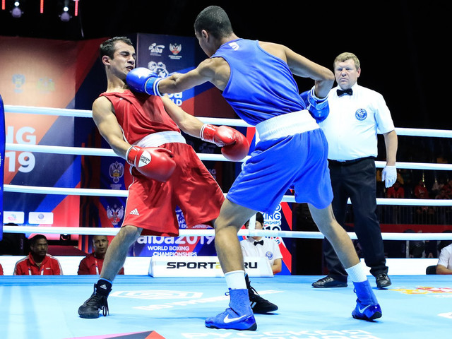 AIBA Men's World Championships 2019: Day seven of competition