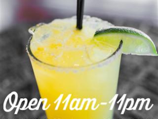 Santa Fe Taqueria Open for Fresh House Margarita Mix To Go | Pre-mixed All Fresh Ingredients