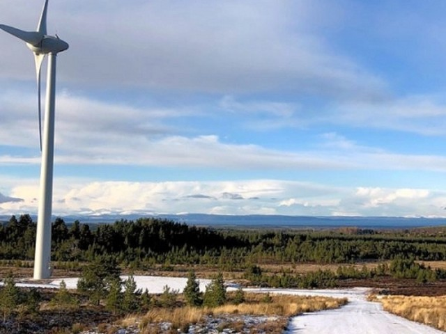 Wind Farm Blows Cash for Moray Community Broadband Upgrade