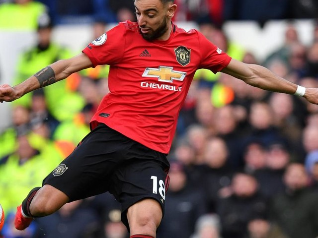Fernandes says Man. Utd revival not just down to him
