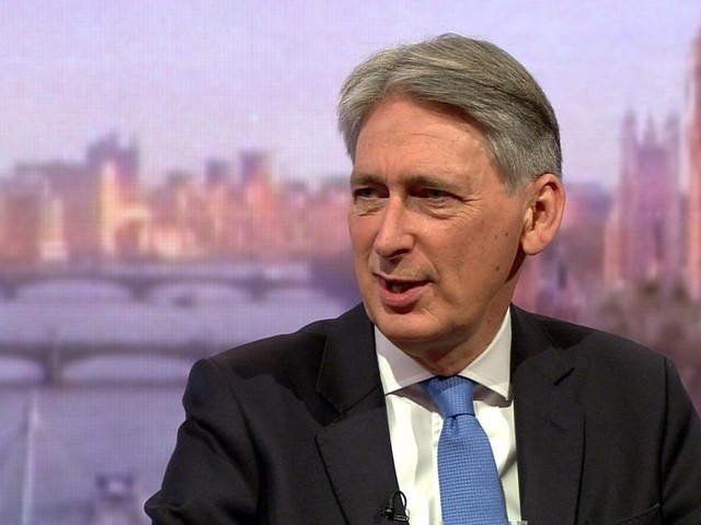 Chancellor Philip Hammond's 'no unemployed' remark attacked