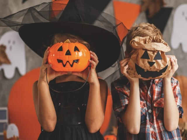 Why do we celebrate Halloween and where does Halloween come from?