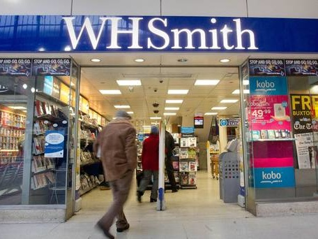 WH Smith enjoys 'strong' trading as travel sales continue to shine