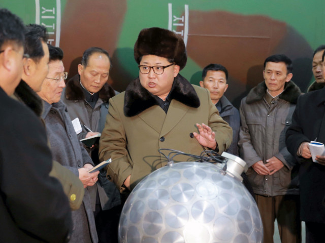 Congressman says North Korea could smuggle a nuke into the US in a bale of marijuana