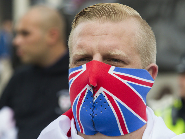Is Boris Johnson fuelling far-right terror threat?