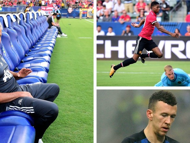 Manchester United news and transfer rumours LIVE Real Salt Lake build up and Ivan Perisic updates