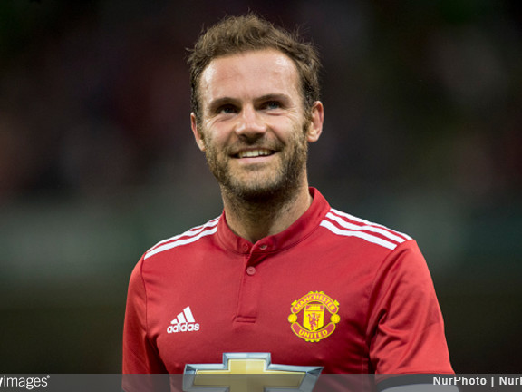 Man Utd: Juan Mata To Donate Portion Of Salary To Charity As Part Of 'Common Goal' Campaign