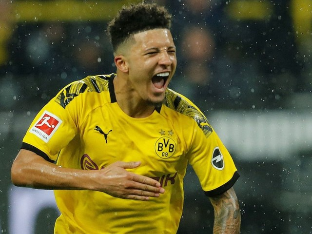 Liverpool urged to sign Man Utd target Jadon Sancho in January transfer window