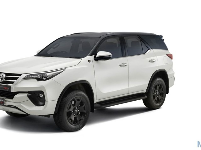 2019 Toyota Fortuner TRD Edition Launched In India At INR 33.85 Lakh