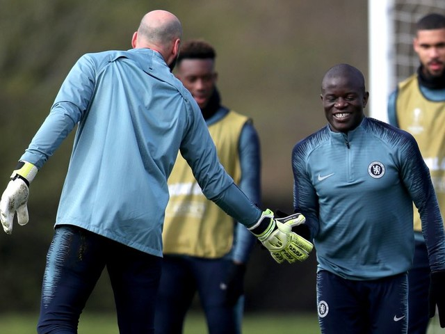 Caballero explains Kanté 'had a bad time' with COVID-19-like symptoms during lockdown
