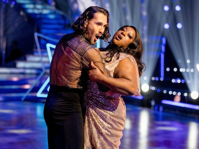 Judi Love reveals she's lost 5lbs training for Strictly with 'spicy' partner Graziano Di Prima