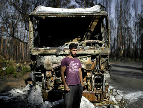 Portugal struggles to rise from the ashes of its deadliest fire