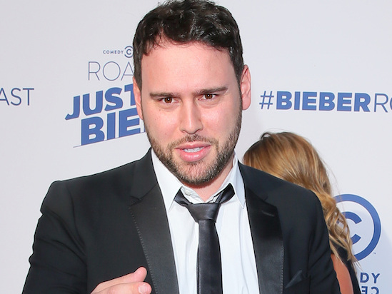 Scooter Braun's SB Projects Sets First-Look TV Deal at Amazon