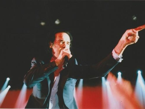 Nick Cave Says New Album Is 'Nearly Finished'
