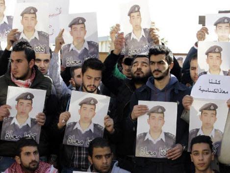 Paris attacks suspect linked to IS Jordan pilot killing