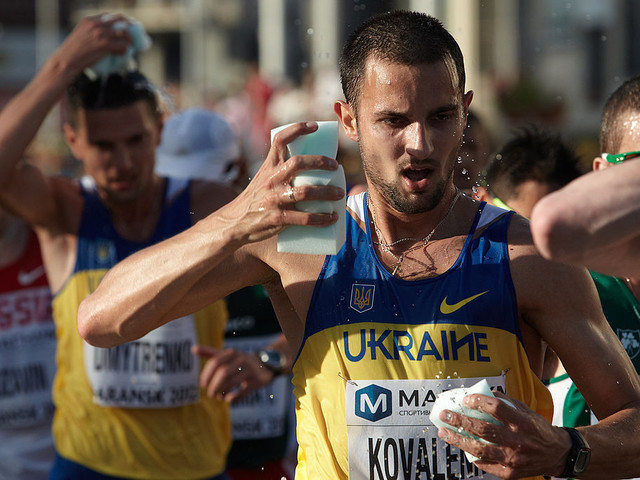 AIU welcomes CAS rejection of Ukrainian athlete's appeal against 20km race walk ineligibility