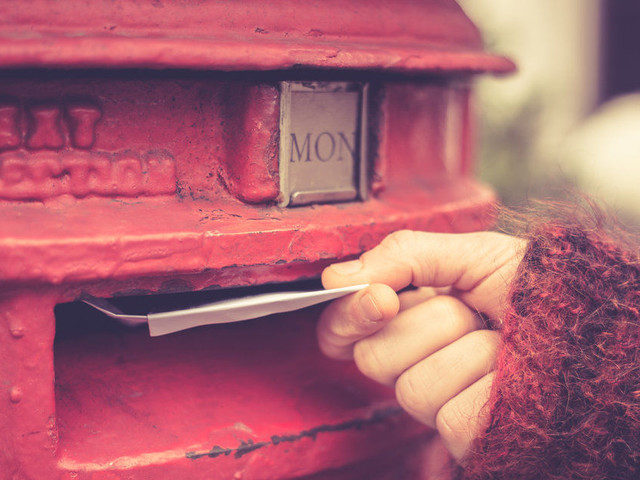 On One Of Their Busiest Days Of The Year, Think Of Britain's Postal Workers