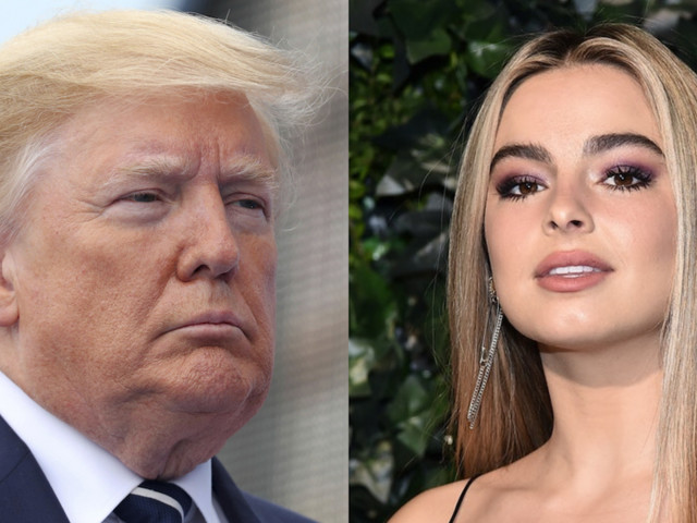 What Happened with Addison Rae and Donald Trump?
