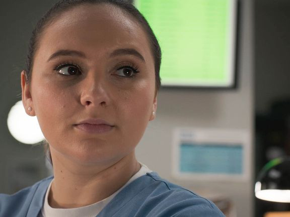 Casualty spoilers: Jade devastated as reunion with birth mother ends in hospital dash